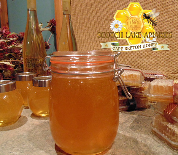 Picture: Products from Meadery and Apiary